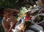 Tuscan backyard lunch-1